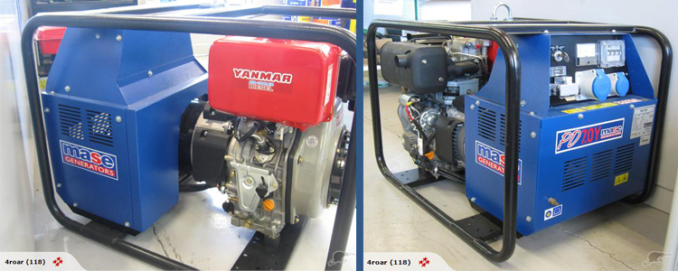 Motores y respuestos yanmar en ecuador venta de for Generador arranque automatico